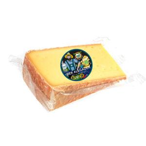 Allgäuer Käse in der Frischeverpackung bei WELLER