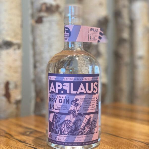 Applaus-Dry-Gin bei WELLER bestellen und genießen