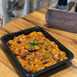 Chili con Carne hausgemacht – frisch vom Metzger Weller