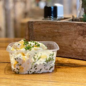 Eiersalat vom Metzger Weller – hausgemacht aus frischen Zutaten