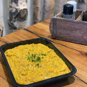 Indische Linsensuppe – Frisches Mittagessen vom Metzger Weller