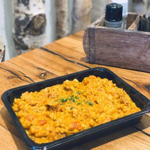 Indisches Linsendal – Hausgemachtes Mittagessen von Ihrer Feinkosterei WELLER!