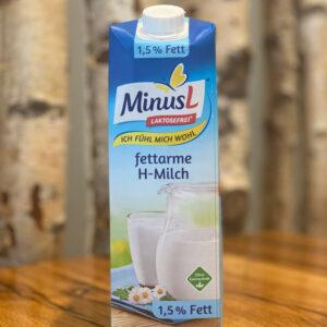 Minus L Milch im WELLER Feinkosterei Onlineshop