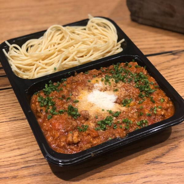 Spaghetti Bolognese von WELLER Feinkosterei