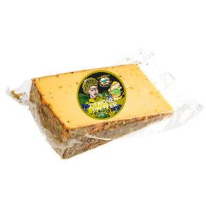 Zitronenpfeffer Käse im Frischepack bei WELLER