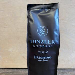 DINZLER Espresso Il Gustoso im WELLER Onlineshop