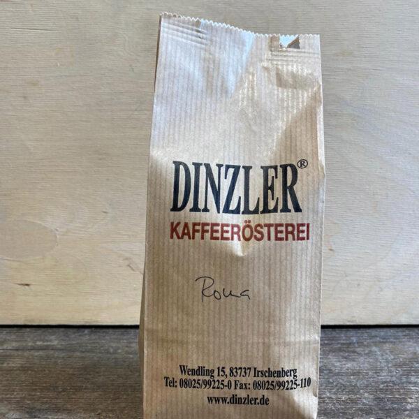 DINZLER Roma – Partner der WELLER Feinkosterei