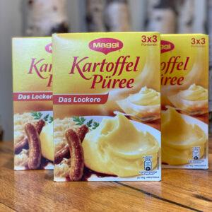 Maggi Kartoffelpurree das lockere – Jetzt bestellen und genießen!